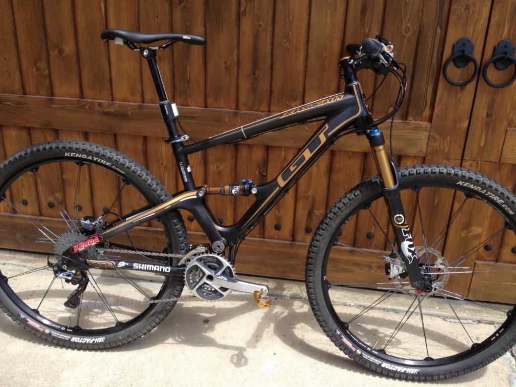 GT Carbon Zaskar 100 9r