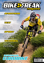 Bikefreak-magazine cover Belgium-t